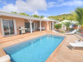 Villa La Vie en Bleu private pool and amazing view - Cul de Sac vacation rentals