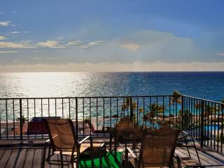 Oceanfront 2 Rooms 2 Terraces Freeport Coral Beach - Grand Bahama vacation rentals