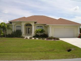 Stunning Home on golf course ref # 52 - Punta Gorda vacation rentals
