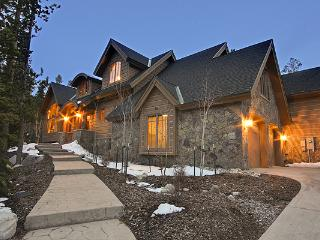 Luxury Log 6 Bedroom Masterpiece in Resort - Breckenridge vacation rentals
