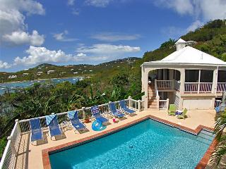 Calypso del Sol (3BR/3BA) Fabulous pool and views! - Cruz Bay vacation rentals