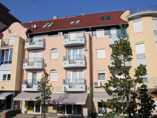 Apartment Müller center of Hévíz 250m from lake - Heviz vacation rentals