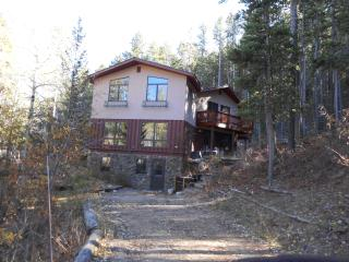 Grizzly Peak Cabin - Montana vacation rentals