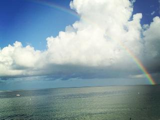 wake up to a rainbow - *SERENE BEACH* Condo..DIRECT Gulf Front is YOURS!! - Treasure Island - rentals