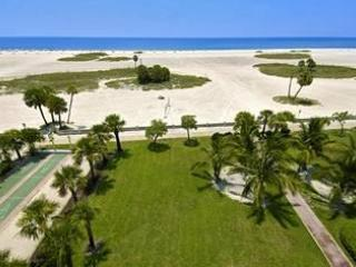 South Beach Gulf Front Luxury Condo - Treasure Island vacation rentals