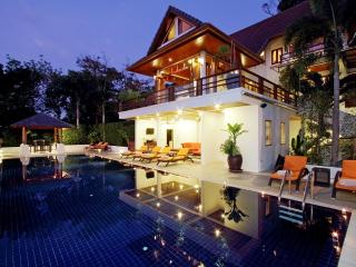 Villa Yoosook Patong Sea View Luxury Private Villa - Patong vacation rentals