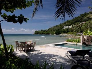 Beach Front Villa Patong - Kalim Beach House Green - Patong vacation rentals