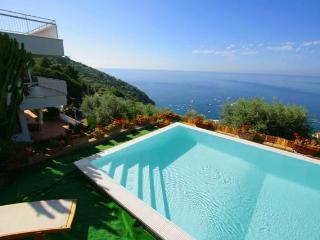 6 Bedrooms villa with private pool, beach and view - Campania vacation rentals