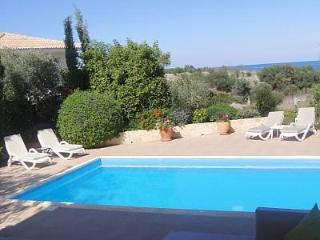 Luxury villa, large pool, sea views, 5 mins beach - Paphos vacation rentals