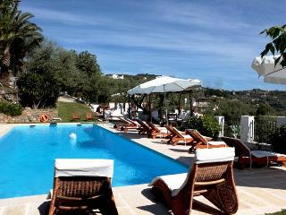8 Bedroom villa with private pool & view of Capri - Massa Lubrense vacation rentals
