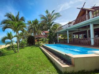 SPLENDID VILLA on the beach w/ private pool 8Pers. - Surat Thani Province vacation rentals