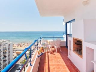 CR100Quarteira - Apt on the beach (sleeps 6) - Quarteira vacation rentals