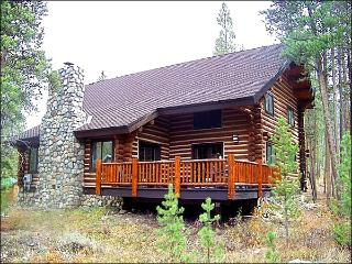 Rustic Decor Throughout - Incredible Forest Views (7036) - Keystone vacation rentals