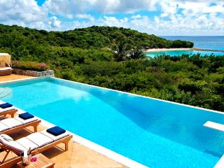 Canouan Island Villa Big Blue - Enjoy The Views Of The Caribbean Sea And The Beautiful Barrier Reef. - Canouan vacation rentals