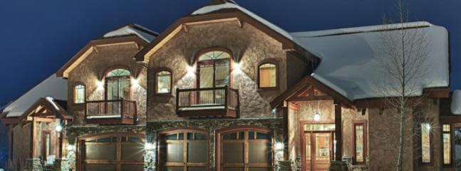 Exterior - Berghaus Chalet : Great views and location! - Steamboat Springs - rentals