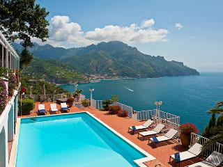 4 bedroom villa with pool and view on Amalfi Coast - Sorrento vacation rentals
