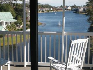 Lakefront Views in Penthouse Beach Get-Away #3944! - North Myrtle Beach vacation rentals