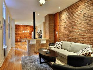 Superb apartement in downtown Montreal - Montreal vacation rentals