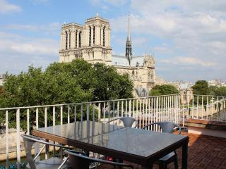 2BR on the Seine with breathtaking views - 5th Arrondissement Panthéon vacation rentals