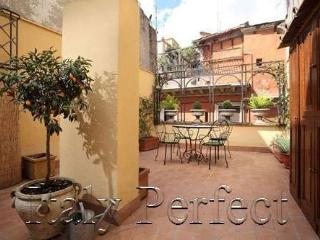 Perfect-Terrace-Modern-Historic Monti Area-Novello - Rome vacation rentals