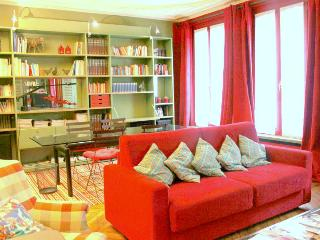 Paris Luxembourg Gardens apartment 90m2 6 sleeps - Paris vacation rentals