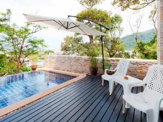 Patong Sea view 4 bedroom pool villa - Patong vacation rentals