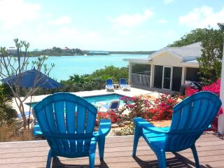 Waterfront Villa W/Ocean Views-Private Pool & Beach W/2 Person Kayak - Turks and Caicos vacation rentals
