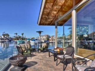 Waterfront Contemporary Style Luxury Home with 21' electric boat (400315) - Orange County vacation rentals