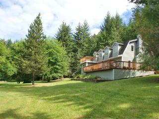 Elegant Home in Park-Like Setting Walk to Beach - Galiano Island vacation rentals