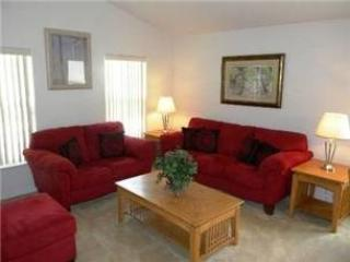 Family Room - LPH4P639KD 4 BR Pool Home Tastefully Decorated - Davenport - rentals