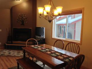 2 bedroom, 2 1/2 bath Mountain Harbor Condo, Whitefish - near the pool - Whitefish vacation rentals