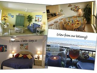 Tropical Gulf and Beachfront Family Oasis - South Padre Island vacation rentals