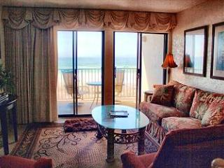 Perfect for your summer get-a-way-3 BR  Gulf Front Sugar Beach B-12 - Panama City Beach vacation rentals