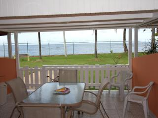 Gorgeous 3 bedr/2bath  beachfront villa... idyllic! - Dorado vacation rentals