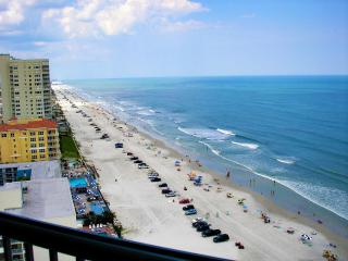 Luxury Ocean Front  3/3 Towers 10 - Daytona Beach Shores vacation rentals