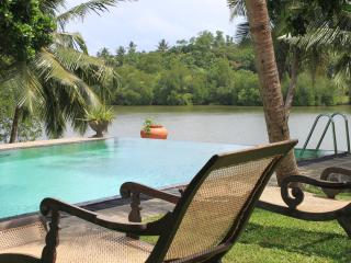 Luxury Colonial Riverview 3 bed Villa  Ambalangoda - Sri Lanka vacation rentals