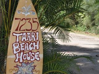 Taari Beach House - upstairs - Hanalei vacation rentals
