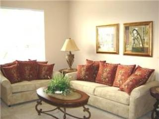 Living Area - WHH6P341HC 6 Bedroom Home with Games Room and Internet - Davenport - rentals