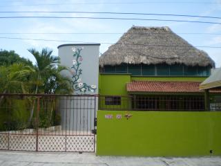 Los Alcatraces B&B Downtown with Pool - Cozumel vacation rentals