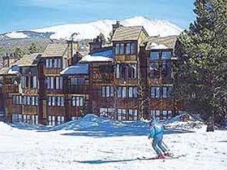 Four OClock Lodge 3 bed loft B - FLMR - Image 1 - Breckenridge - rentals
