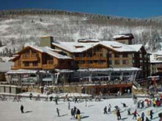 Copper One 1 bed 1 bath A - COCT - Image 1 - Copper Mountain - rentals