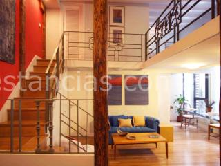 Modern and amazing double loft at downtown Madrid - Madrid vacation rentals