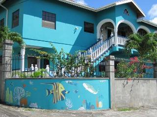 2 bdrm comfortable luxury apartment - Saint Vincent vacation rentals