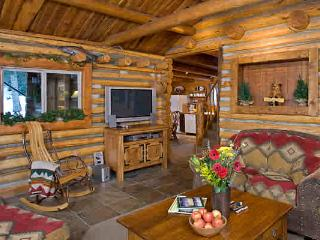 Bear Creek Log Cabin, Wildlife Adventure, Hot Tub - Bozeman vacation rentals