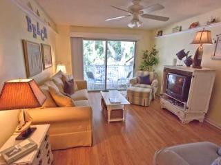 Book now 7 nt 2b2ba condo $736.40 all taxes & fees - Saint Simons Island vacation rentals
