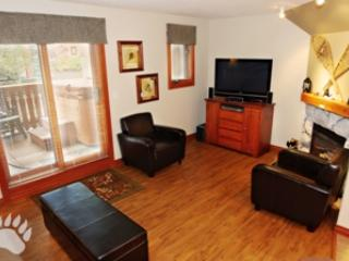 Living Room - Timberline Village - 02 - Sun Peaks - rentals