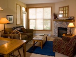 Living room TV - Crystal Forest Condos - 53 - Sun Peaks - rentals