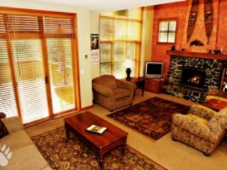Living Room - McGillivray Creek Townhouses - 23 - Sun Peaks - rentals