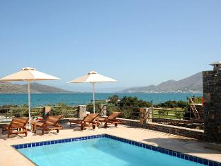 3 bedroom Villa on the Beach in Elounda, Crete - Elounda vacation rentals