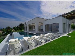 Modern designer villa with pool and great lakeview - Lake Maggiore vacation rentals